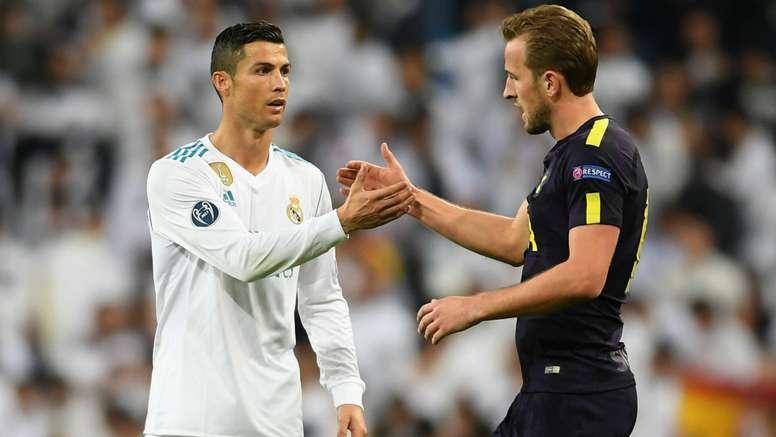 Kane on same level as Messi, Ronaldo and Neymar – Chiellini