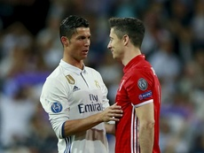 Ronaldo and Ramos wanted me at Real Madrid - Lewandowski. Goal