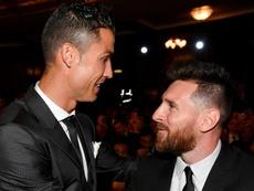 Bernardo Silva donne son point de vue sur le débat Ronaldo vs Messi. GOAL