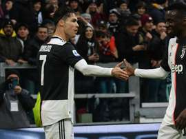 Ronaldo scored twice for Juventus against Udinese to make history. GOAL