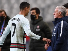 Deschamps delighted to silence Ronaldo in France-Portugal stalemate. Goal