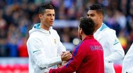 The Messi and Ronaldo competition is not over. Goal