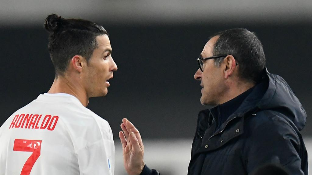 Ronaldo needed a rest, says Sarri - BeSoccer EN