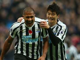 Rondon netted twice. GOAL