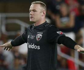 Wayne Rooney has been at DC United for a year. GOAL
