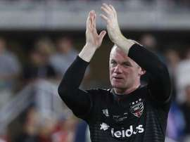 Rooney secured his side a late late win. GOAL