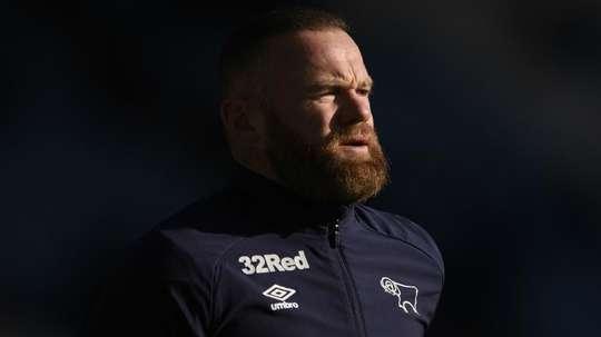Rooney could become Man Utd manager, says Solskjaer. AFP