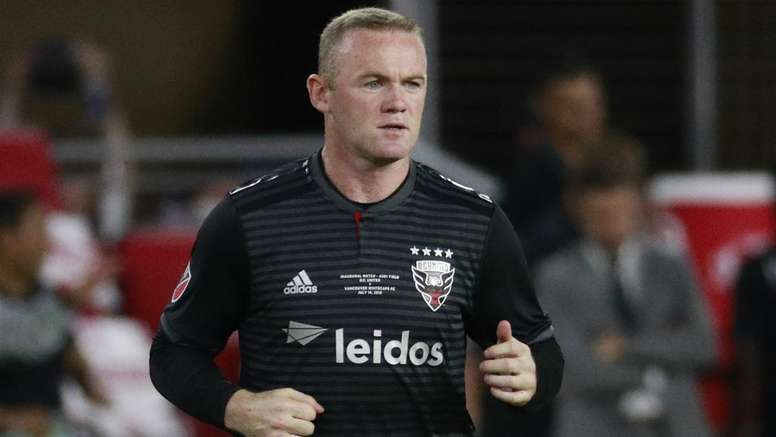 Wayne Rooney scored twice as DC United beat Chicago Fire 2-1. GOAL