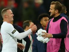 Rooney has retired. GOAL