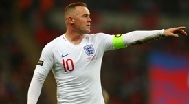 Rooney played his final match for England on Thursday. GOAL