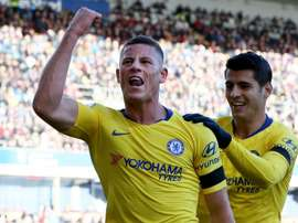 Barkley's progress has been singled out for praise by Chelsea's Maurizio Sarri. GOAL