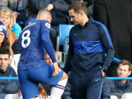 Barkley injury looks a bit nasty, admits Lampard