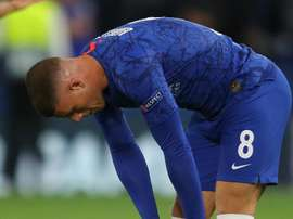 Ross Barkley was filmed arguing with a taxi driver on Sunday. GOAL