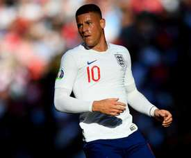Barkley and Heaton ruled out of England's Euro 2020 qualifiers. GOAL