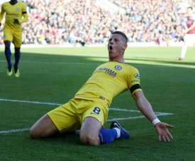 Ross Barkley has impressed since the new year. GOAL