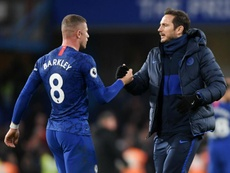 Ross Barkley will not be going out on loan in January. GOAL