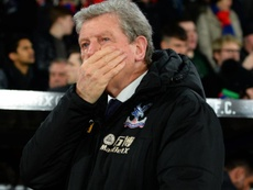 Hodgson 'very sad' for Palace players after United loss