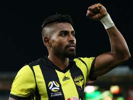 Roy Krishna stuns with hat trick. GOAL