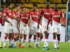 ASM-OM (2-1), Monaco prend sa revanche. AFP