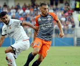 Aguilar y croit. Goal