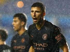 Guardiola : Une énorme erreur de comparer Ruben Dias à Kompany. Goal