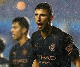 'Gagner est la seule option' pour Ruben Dias & Manchester City. Goal