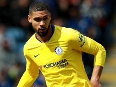 New England Revolution 0 Chelsea 3: Loftus-Cheek hurts ankle in friendly win.