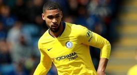 New England Revolution 0 Chelsea 3: Loftus-Cheek hurts ankle in friendly win.