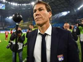 Rudi Garcia était en conférence de presse avant le match décisif en C1. Goal