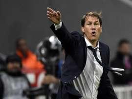 Garcia, difficile de faire pire en Ligue des Champions. Goal
