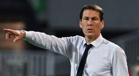 Rudi Garcia évoque le match contre Monaco. GOAL