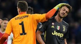 La Juventus scopre Rugani: ottima prova contro l'Ajax