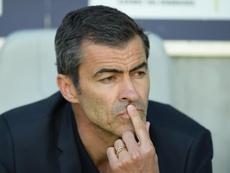 Rui Almeida s'est engagé pour deux ans en faveur du Stade Malherbe de Caen. AFP
