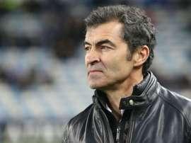 Ligue 2 - Caen se sépare de Rui Almeida. AFP