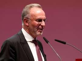 Declarações de ídolos e de presidente do Bayern. Goal