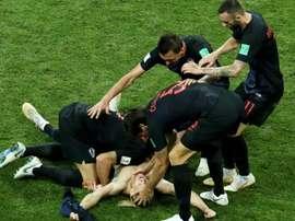 A Croácia bateu a Rússia nos penáltis. Goal