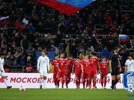 La Russie se rassure. Goal