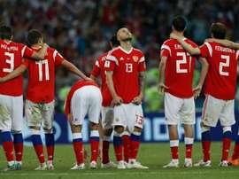 Jogadores russos mereceram palavra de Putin. Goal