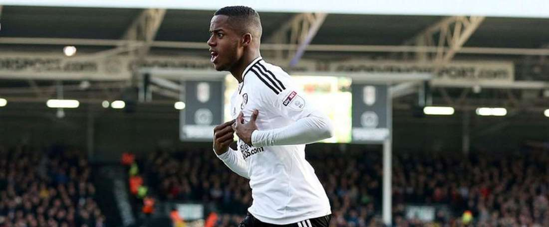 Sessegnon scored as Fulham beat Villa. GOAL