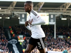 Sessegnon scored as Fulham beat Villa. GOAL