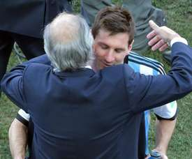 Messi: Sabella key to best moments. GOAL