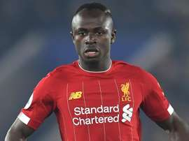 Mane forced off injured in first half of Liverpool's clash with Wolves. GOAL