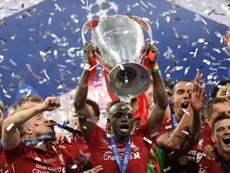 Mané recently lifted the Champions League with Liverpool. GOAL