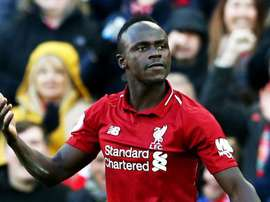 Mane will start for Liverpool in the Champions League against Napoli. GOAL