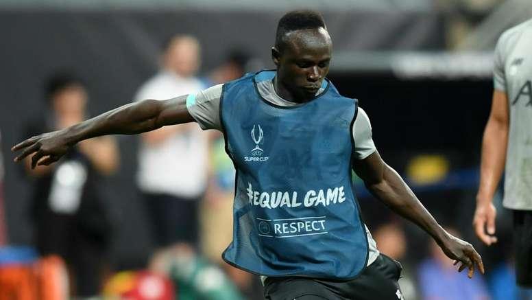 Liverpool's Mane ready to start against Chelsea after short break. GOAL