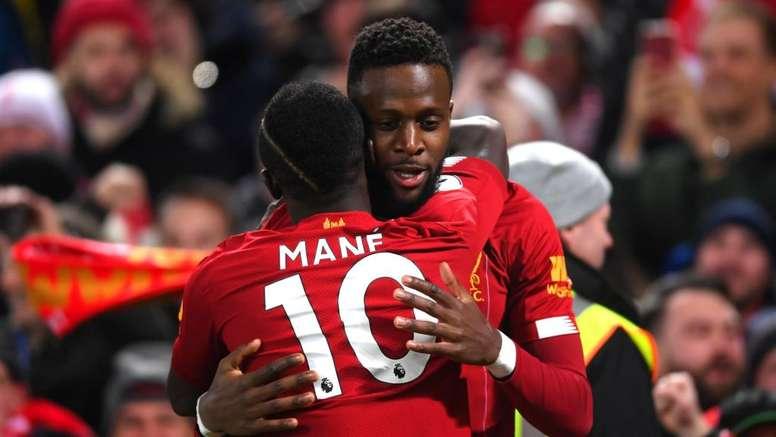 Liverpool beat Everton 5-2. GOAL