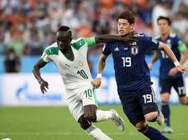 Le Japon et le Sénégal se neutralisent. Goal