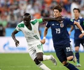 Japão e Senegal empatam e ficam na ponta do grupo H.Goal