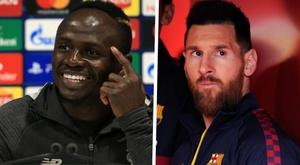 Mané s'exprime sur le vote de Messi lors de The Best. Goal
