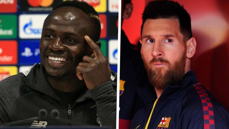 Mané s'exprime sur le vote de Messi lors de The Best. Goal